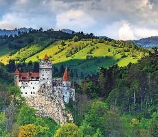 Grand tour Rumunskem