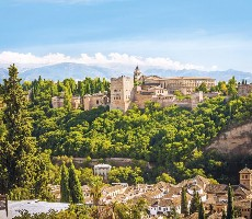 Andalusie, Gibraltar, Maroko - Tři kultury jedním dechem