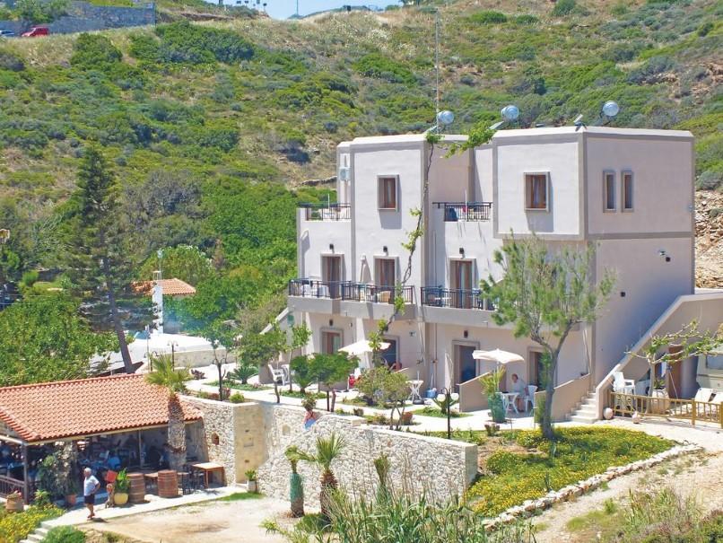 Studia a apartmány Evita (fotografie 1)