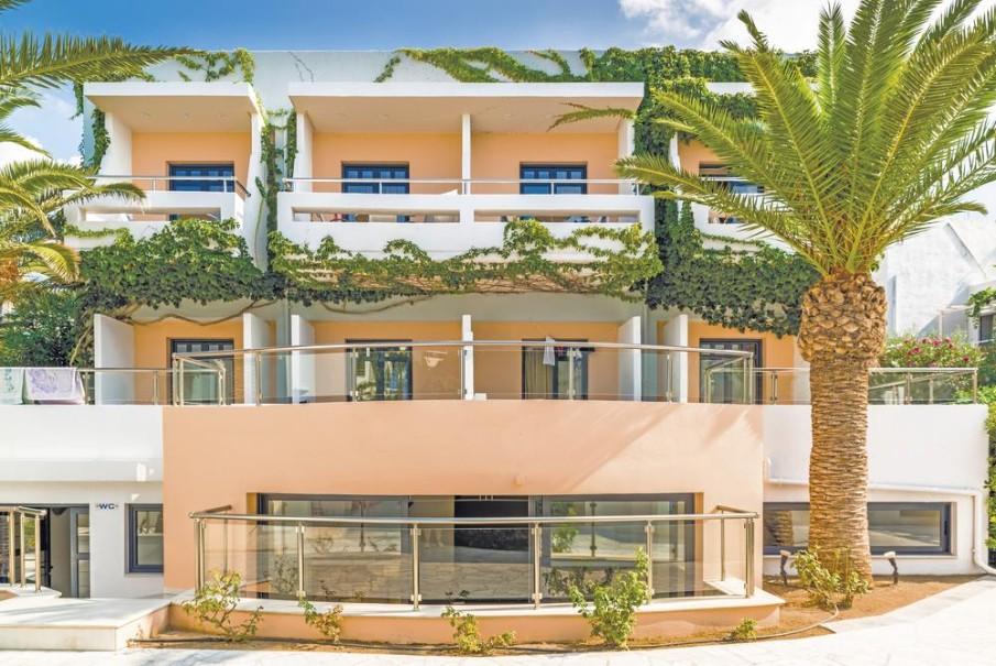 Hotelový komplex Eva Bay (fotografie 1)