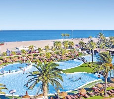 Hotel Zoraida Park And Garden Resort