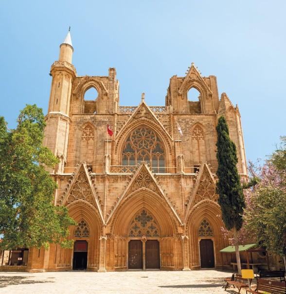 Cesta za perlami Kypru (fotografie 8)