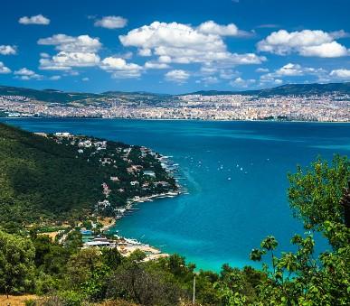 To nejlepší z Istanbulu + Princovy ostrovy + Moře