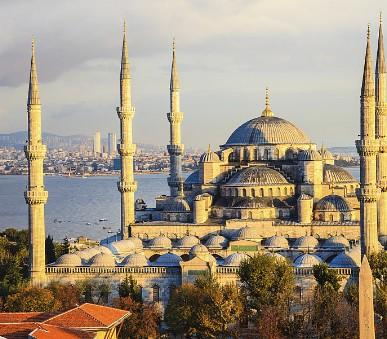 To nejlepší z Istanbulu + nákupy a lázně
