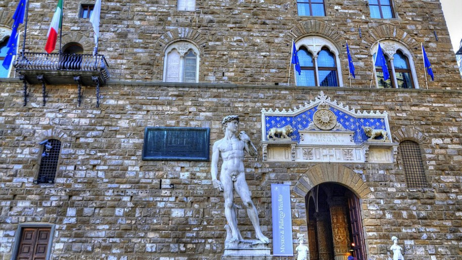To nejlepší z Florencie (fotografie 20)