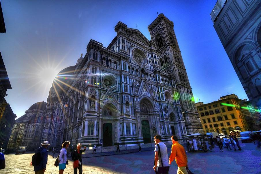 To nejlepší z Florencie (fotografie 16)
