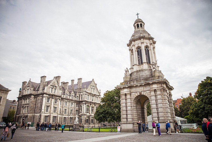To nejlepší z Dublinu + irská příroda (fotografie 3)