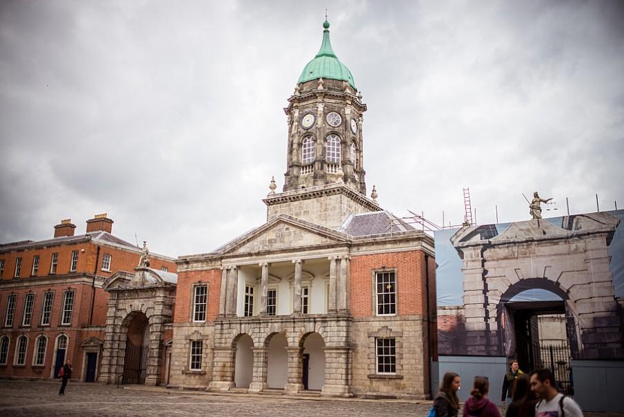 To nejlepší z Dublinu + irská příroda (fotografie 4)