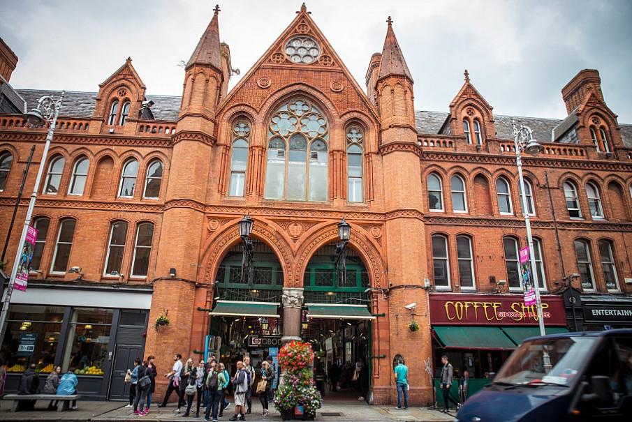 To nejlepší z Dublinu + Irská příroda (fotografie 8)