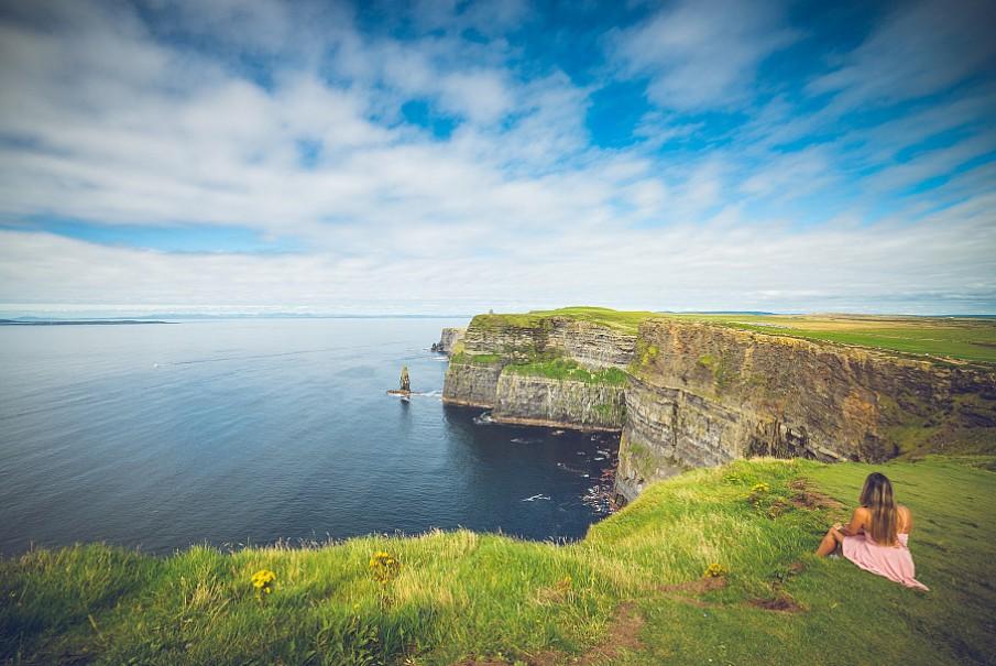 To nejlepší z Dublinu + irská příroda (fotografie 1)
