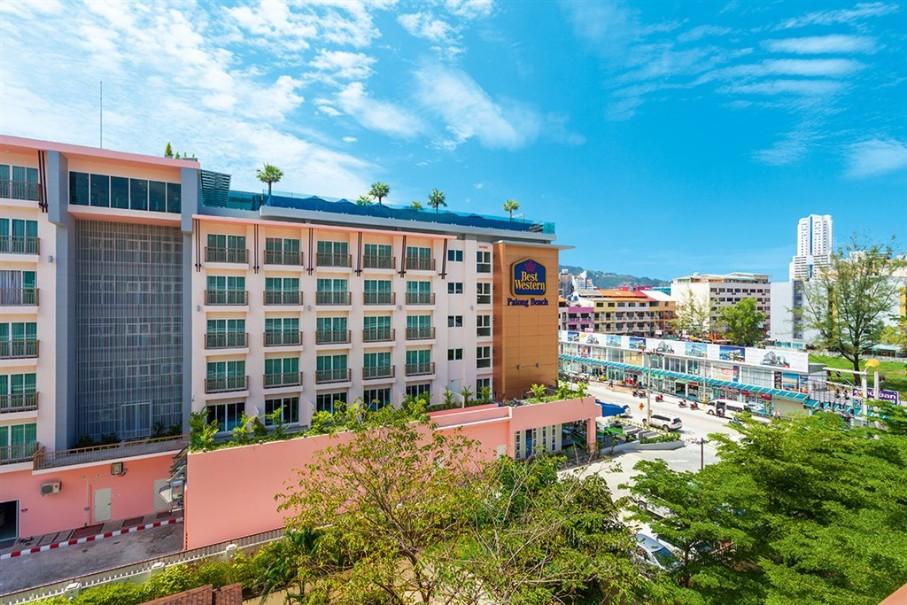 Hotel Best Western Patong Beach (fotografie 2)