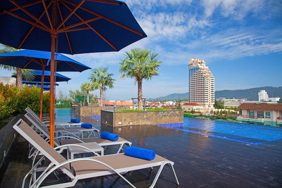 Hotel Best Western Patong Beach (fotografie 3)
