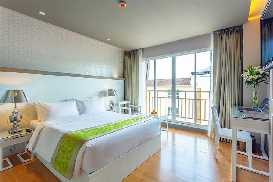 Hotel Best Western Patong Beach (fotografie 4)