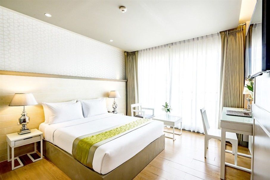 Hotel Best Western Patong Beach (fotografie 5)