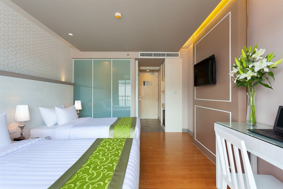 Hotel Best Western Patong Beach (fotografie 7)
