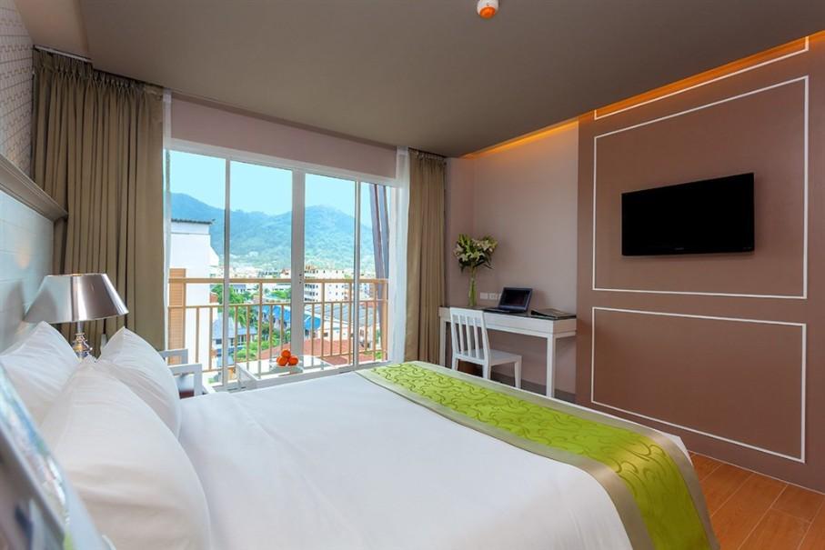 Hotel Best Western Patong Beach (fotografie 8)