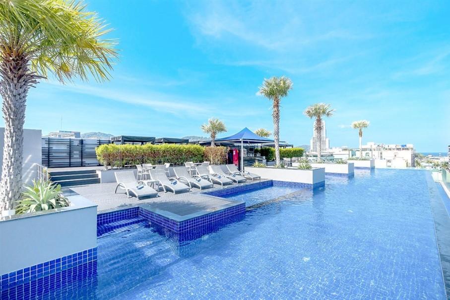 Hotel Best Western Patong Beach (fotografie 9)