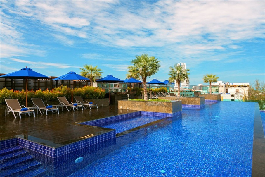 Hotel Best Western Patong Beach (fotografie 20)