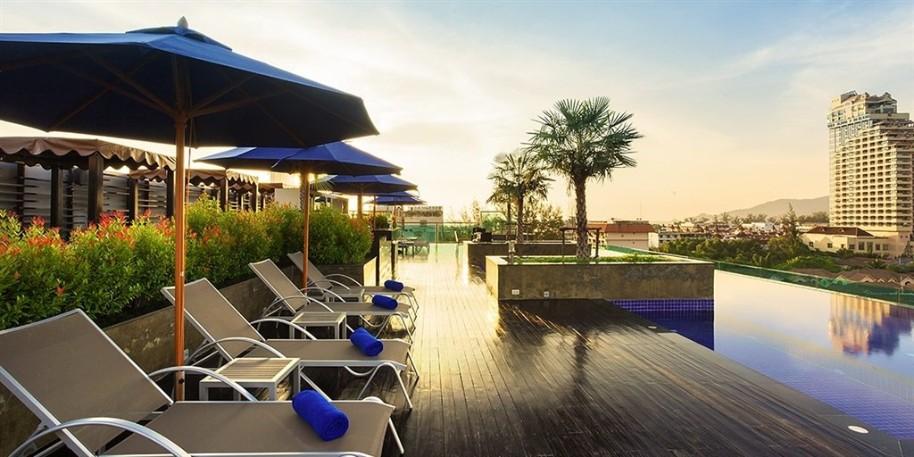 Hotel Best Western Patong Beach (fotografie 26)