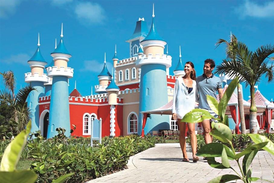 Hotel Luxury Bahia Principe Fantasia (fotografie 4)