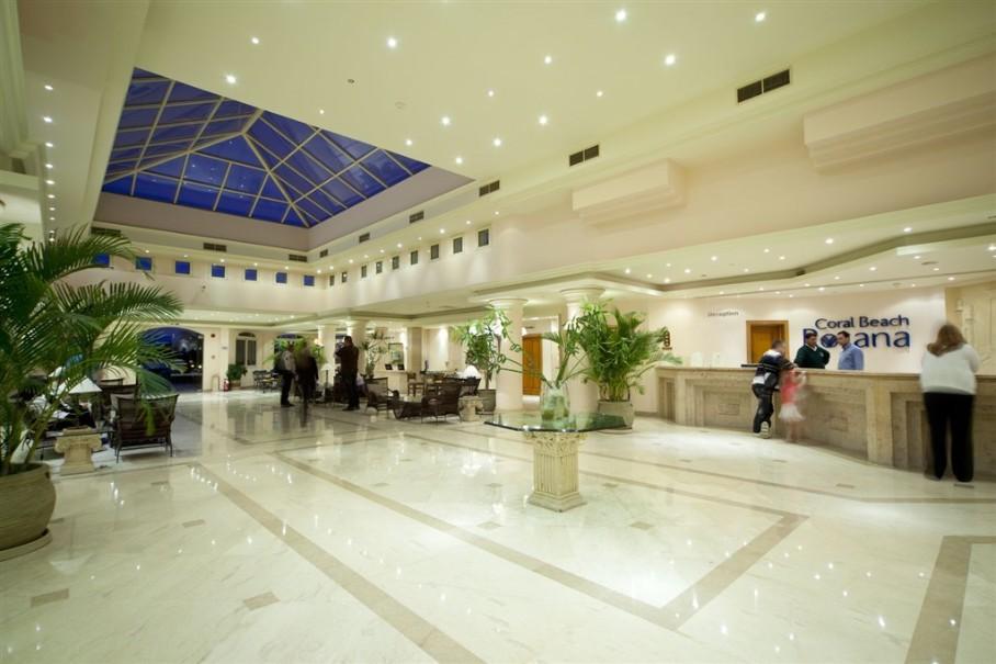 Hotelový komplex Coral Beach Hurghada Resort (fotografie 18)