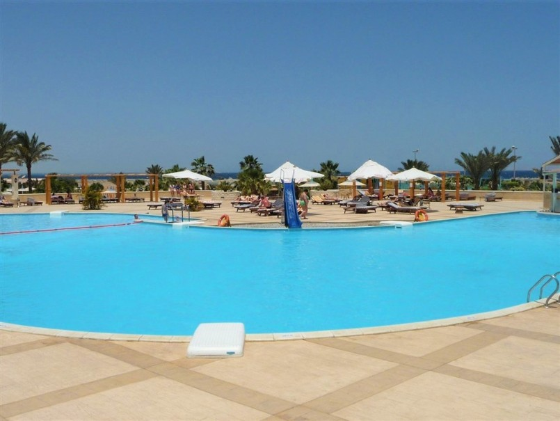 Hotelový komplex Coral Beach Hurghada Resort (fotografie 19)