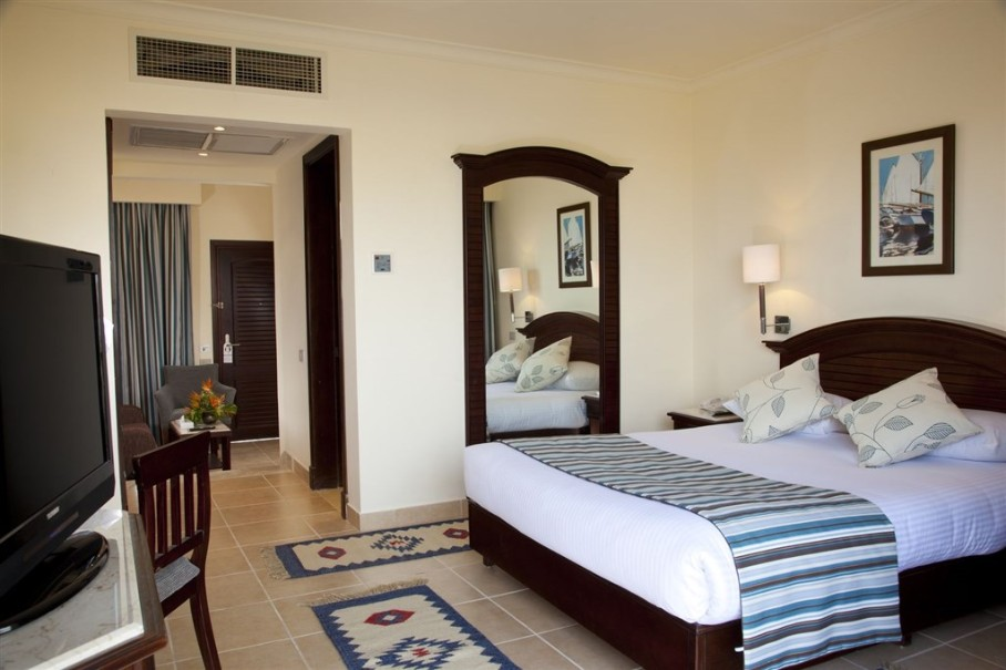 Hotelový komplex Coral Beach Hurghada Resort (fotografie 4)