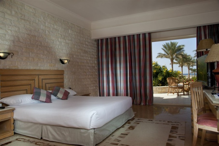 Hotelový komplex Coral Beach Hurghada Resort (fotografie 5)