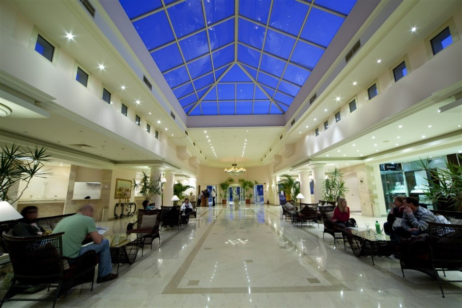 Hotelový komplex Coral Beach Hurghada Resort (fotografie 6)