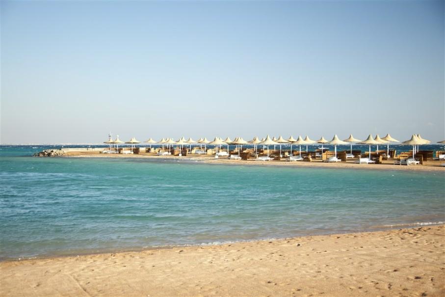 Hotelový komplex Coral Beach Hurghada Resort (fotografie 11)