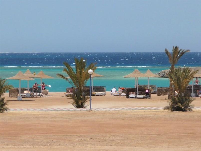 Hotelový komplex Coral Beach Hurghada Resort (fotografie 12)