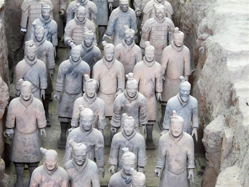Po stopách čínských císařů (fotografie 20)