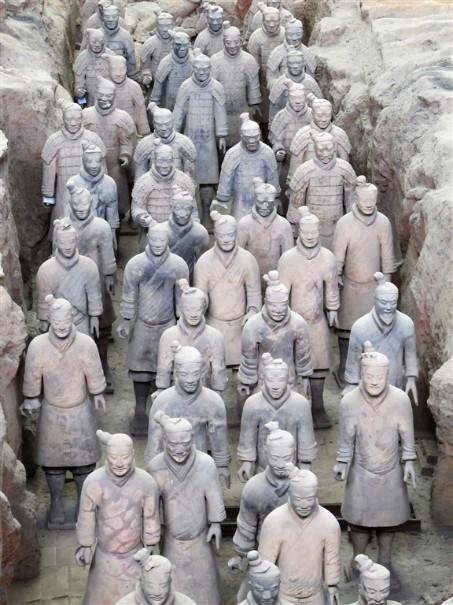 Po stopách čínských císařů (fotografie 14)