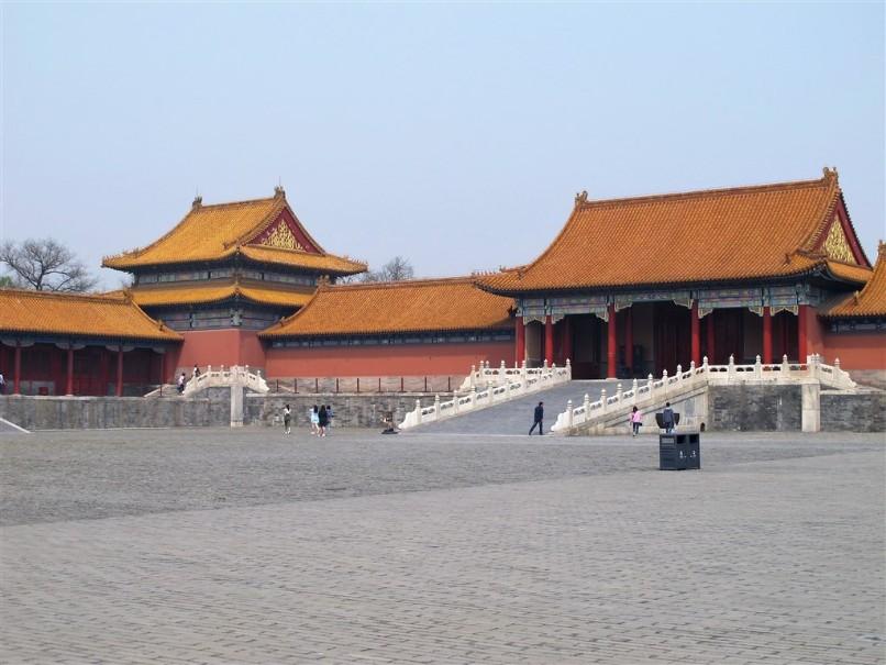 Po stopách čínských císařů (fotografie 2)