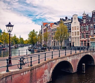 Nejkrásnější místa Holandska