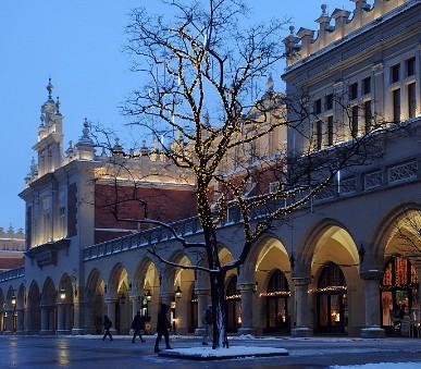 Adventní Krakow