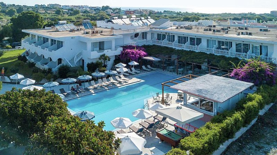 Hotel Loutanis (fotografie 1)