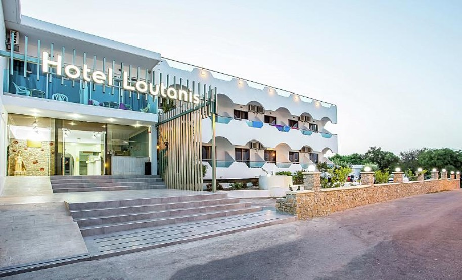 Hotel Loutanis (fotografie 15)