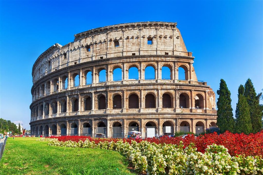 4denní zájezd do Florencie a Říma (fotografie 17)