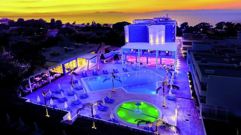 Hotel Oceanis Park (fotografie 8)