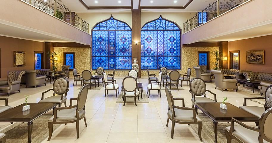 Hotel Sentido Turan Prince (fotografie 12)
