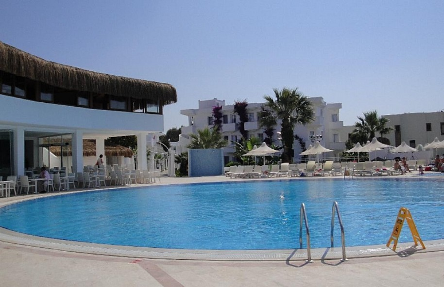 Hotel Bendis Beach (fotografie 1)