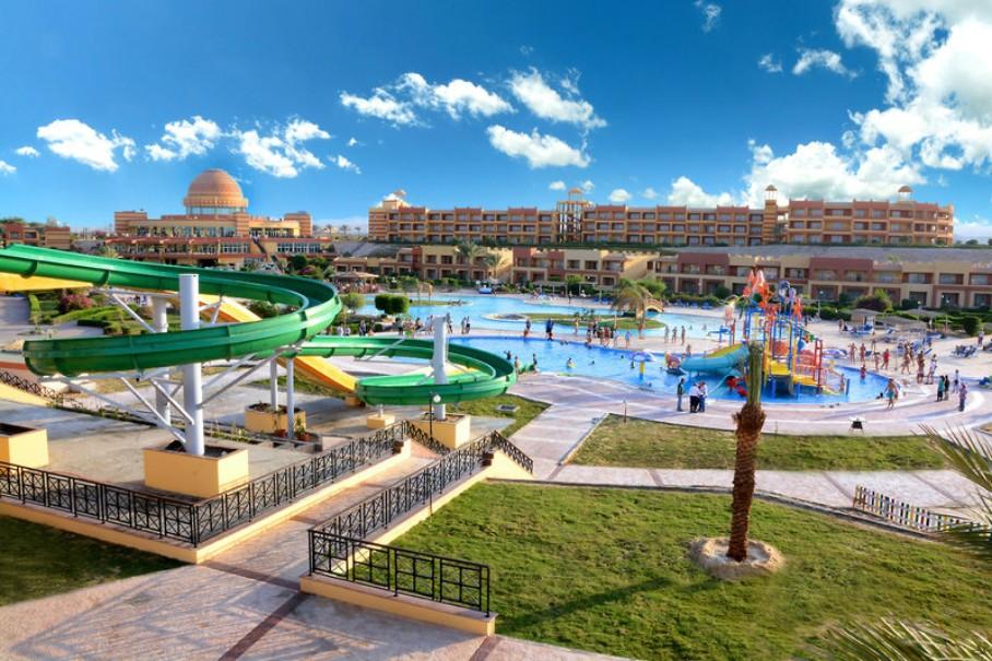Hotel El Malikia Resort Abu Dabbab (fotografie 1)