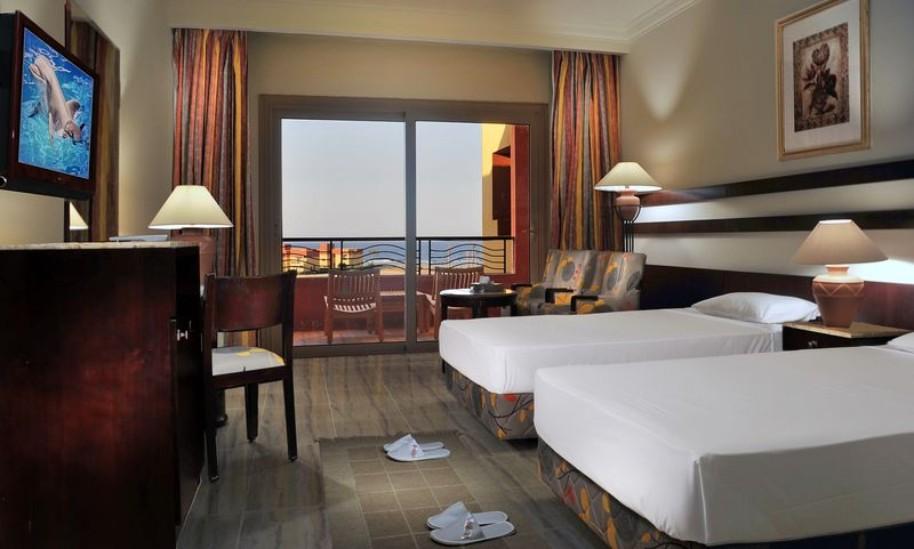 Hotel El Malikia Resort Abu Dabbab (fotografie 3)