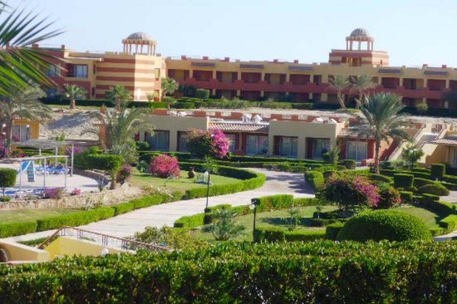 Hotel El Malikia Resort Abu Dabbab (fotografie 5)