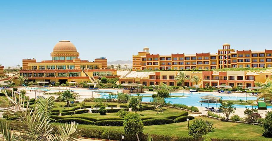 Hotel El Malikia Resort Abu Dabbab (fotografie 6)
