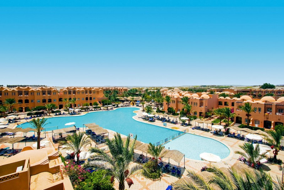 Hotel Jaz Makadi Oasis Resort (fotografie 1)