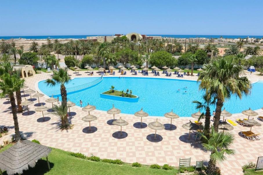 Hotel Sidi Mansour (fotografie 2)