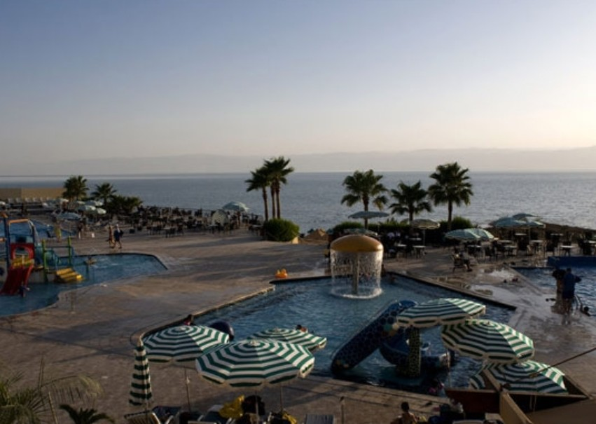 Dead Sea Spa Hotel (fotografie 14)