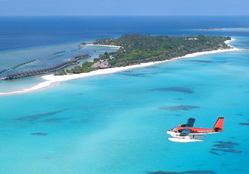 Hotel Kuredu Island Resort (fotografie 1)